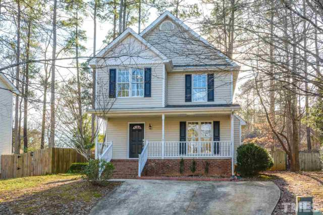 229 Whistling Swan Drive, Wake Forest, NC 27587 (MLS #2232564) :: The Oceanaire Realty