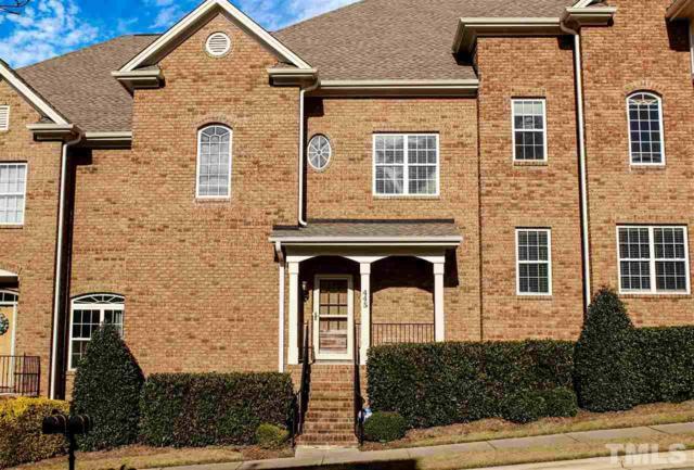 445 Heritage Village Lane, Apex, NC 27502 (#2232565) :: M&J Realty Group