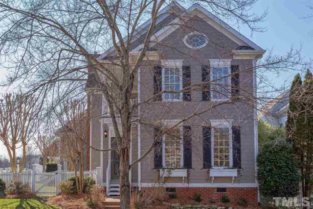 401 Brookgreen Drive, Chapel Hill, NC 27516 (MLS #2232567) :: The Oceanaire Realty