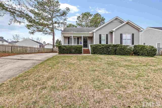 9305 Cub Trail, Raleigh, NC 27615 (#2232569) :: Raleigh Cary Realty