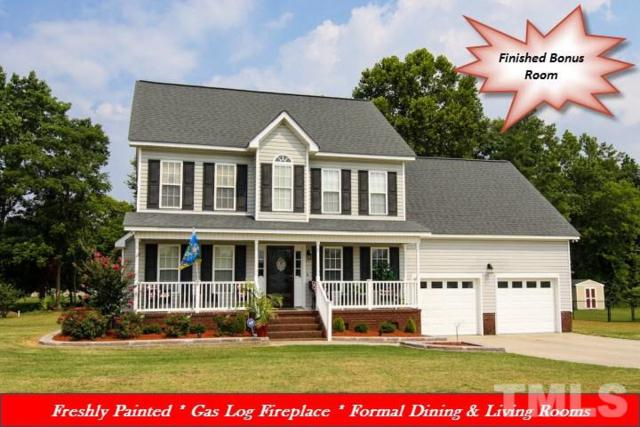 607 N Nc 581 Highway, Goldsboro, NC 27530 (#2232572) :: The Perry Group