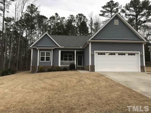 80 Weatherly Drive, Franklinton, NC 27525 (#2232590) :: Raleigh Cary Realty