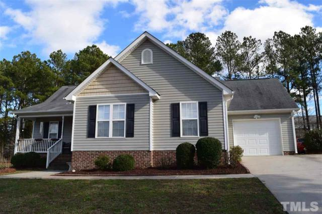 110 Atherton Drive, Youngsville, NC 27596 (#2232654) :: The Jim Allen Group
