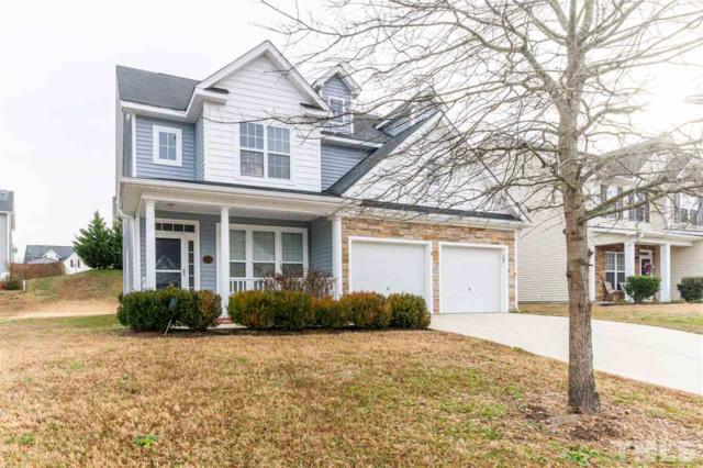 156 Pasadena Road, Garner, NC 27529 (#2232659) :: The Perry Group