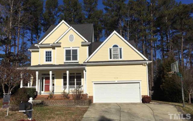 409 Rossburn Way, Chapel Hill, NC 27516 (MLS #2232664) :: The Oceanaire Realty