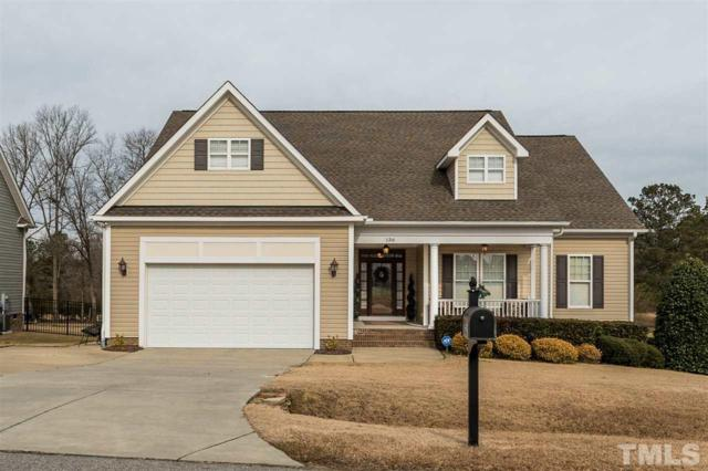 136 Everland Parkway, Angier, NC 27501 (#2232688) :: Marti Hampton Team - Re/Max One Realty