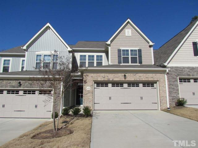 422 Piazza Way, Wake Forest, NC 27587 (MLS #2232692) :: The Oceanaire Realty