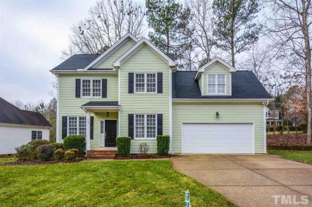 109 Saranac Ridge Drive, Holly Springs, NC 27540 (#2232707) :: Rachel Kendall Team