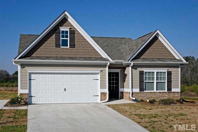182 Deer Knoll Lane #64, Clayton, NC 27527 (#2232714) :: Raleigh Cary Realty