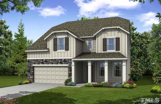 2682 Tunstall Grove Drive Homesite 232, Apex, NC 27523 (#2232718) :: Morgan Womble Group
