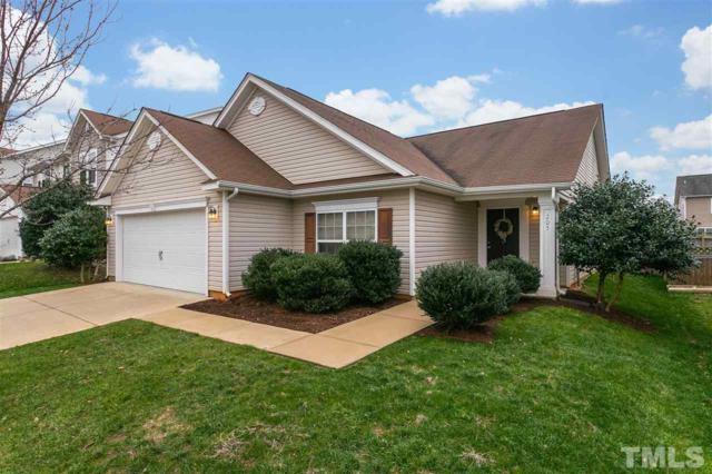 205 Norwich Drive, Clayton, NC 27520 (#2232741) :: The Beth Hines Team