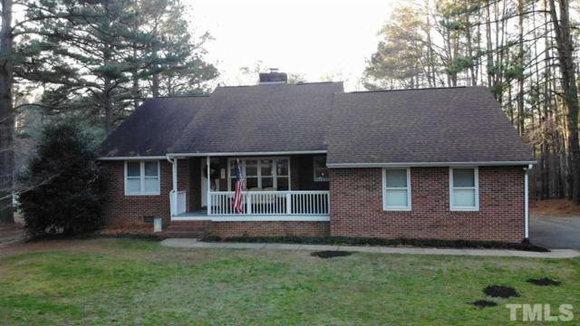 617 Cool Springs Road, Sanford, NC 27330 (#2232767) :: Marti Hampton Team - Re/Max One Realty