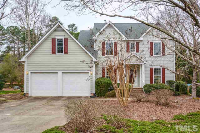 302 Brook Creek Drive, Cary, NC 27519 (#2232789) :: The Results Team, LLC