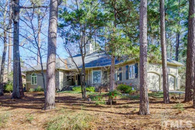 2403 Ridgefield Drive, Chapel Hill, NC 27517 (#2232797) :: Rachel Kendall Team
