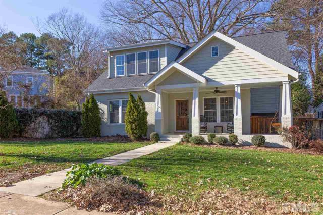 2009 Noble Road, Raleigh, NC 27608 (#2232803) :: The Results Team, LLC