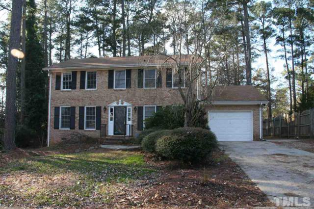 5821 Morning Forest Drive, Raleigh, NC 27609 (#2232840) :: Marti Hampton Team - Re/Max One Realty