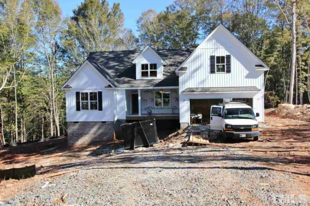 1320 Sourwood Drive, Wake Forest, NC 27587 (#2232918) :: The Perry Group
