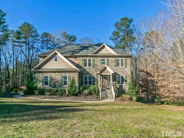 8725 Carradale Court, Wake Forest, NC 27587 (#2232948) :: Rachel Kendall Team