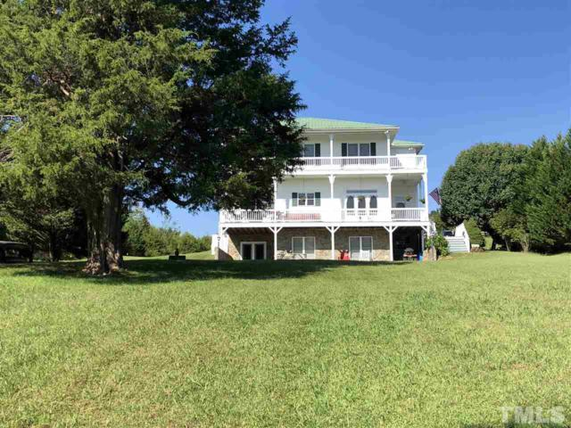 170 Lake Point Drive, Yanceyville, NC 27379 (#2232987) :: Marti Hampton Team - Re/Max One Realty