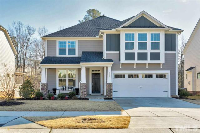 428 Nightingale Court, Wake Forest, NC 27587 (#2233054) :: Rachel Kendall Team