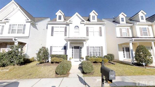 717 Keystone Park Drive, Durham, NC 27560 (#2233068) :: RE/MAX Real Estate Service