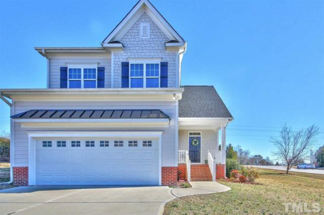 1501 Upchurch Woods Drive, Raleigh, NC 27603 (#2233227) :: The Jim Allen Group