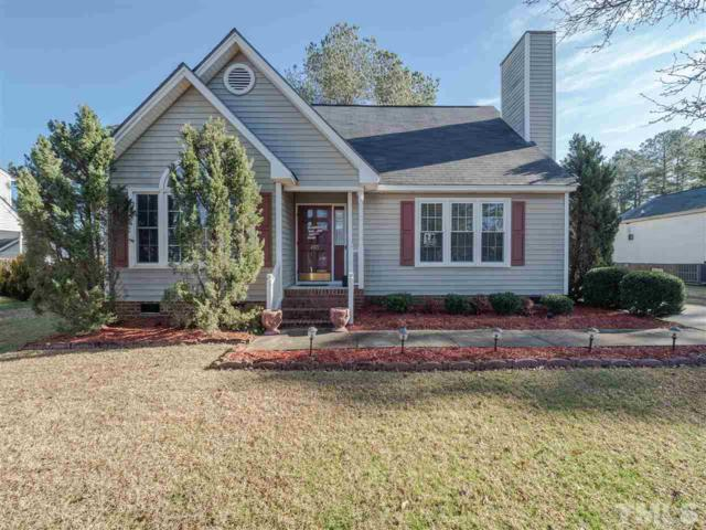 205 Emerson Drive, Rocky Mount, NC 27803 (#2233254) :: The Perry Group