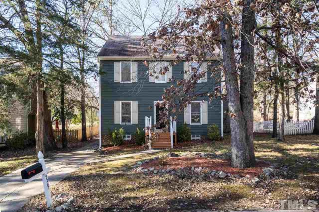 4525 Draper Road, Raleigh, NC 27616 (#2233288) :: Raleigh Cary Realty