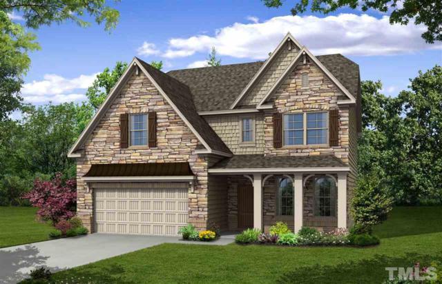 2669 Tunstall Grove Drive Homesite 202, Apex, NC 27523 (#2233338) :: Morgan Womble Group