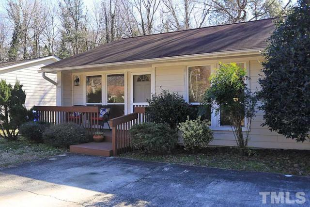 103 Westview Drive G, Carrboro, NC 27510 (#2233344) :: The Perry Group