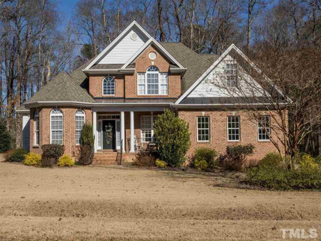 1025 Grissom Farm Road, Garner, NC 27529 (#2233354) :: The Perry Group