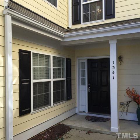 1341 Legacy Greene Avenue, Wake Forest, NC 27587 (#2233475) :: M&J Realty Group