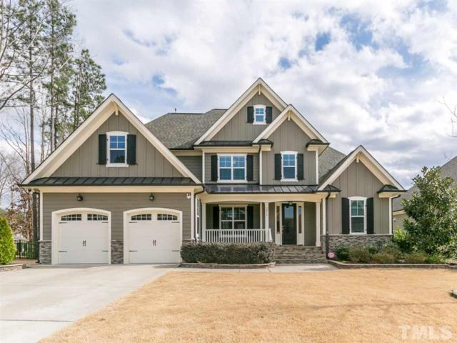 5812 Lord Granville Way, Rolesville, NC 27571 (#2233595) :: The Jim Allen Group