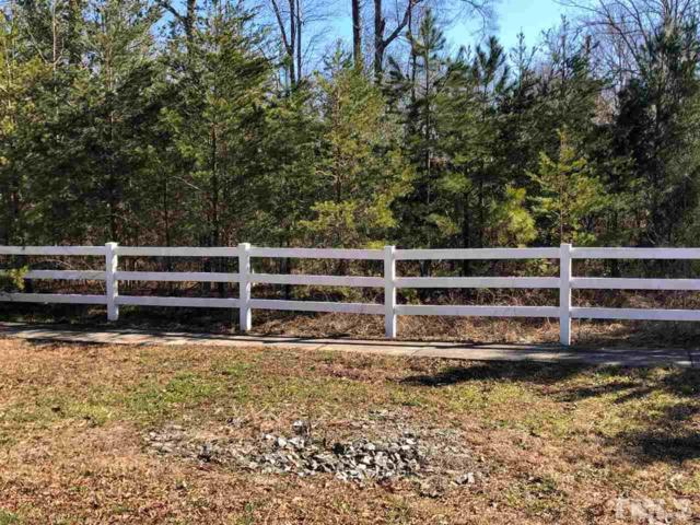 Lot 2 Mrs White Lane, Mebane, NC 27302 (#2233622) :: The Results Team, LLC