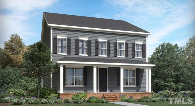 1425 Barn Door Drive Lot 33- Tyson A, Apex, NC 27502 (#2233636) :: M&J Realty Group