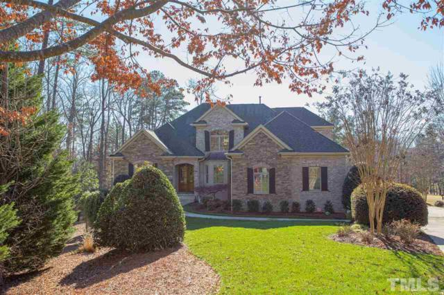 40 Wood Duck Court, Chapel Hill, NC 27517 (#2233706) :: The Beth Hines Team