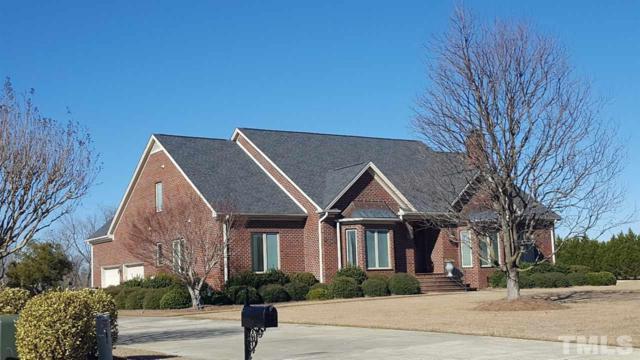 400 Canterbury Drive, Dunn, NC 28334 (#2233707) :: The Jim Allen Group