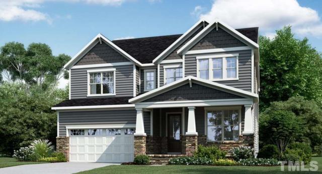 1420 Barn Door Drive Lot 18 - Eastma, Apex, NC 27502 (#2233815) :: M&J Realty Group