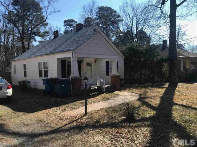 3311 Old Chapel Hill Road, Durham, NC 27707 (#2233820) :: Triangle Just Listed