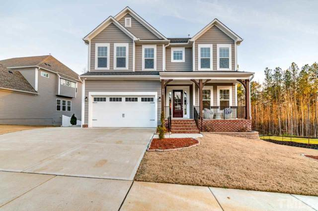 209 Harmony Creek Place, Apex, NC 27539 (#2233848) :: The Jim Allen Group