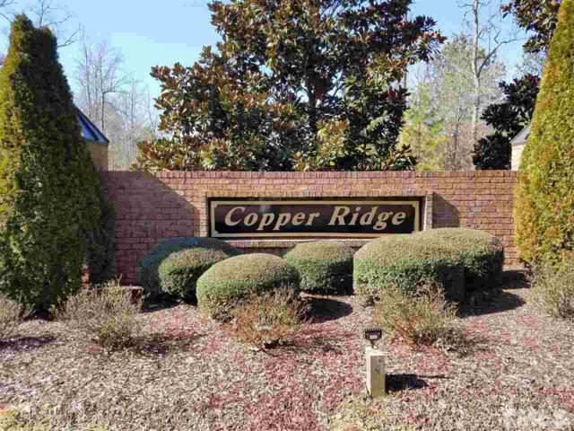 0 Copper Ridge Drive, Sanford, NC 27330 (#2233850) :: Marti Hampton Team - Re/Max One Realty