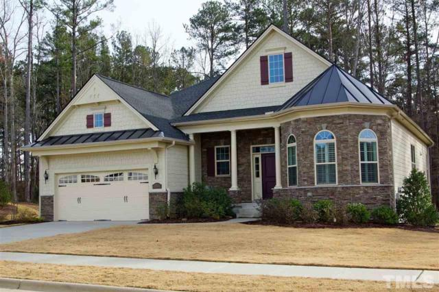 2501 Beckwith Road, Apex, NC 27523 (#2233896) :: The Perry Group