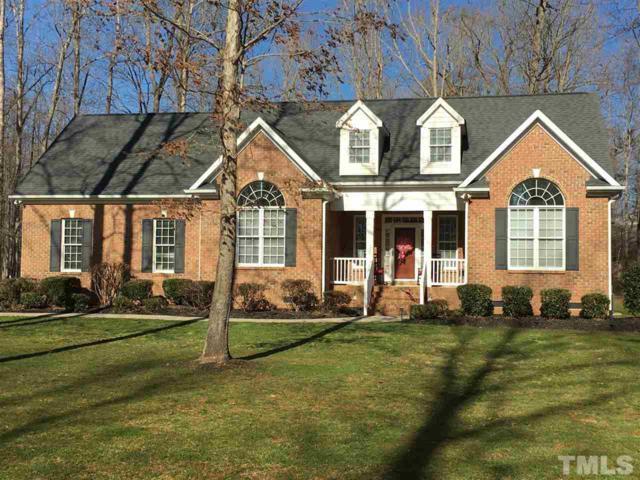 866 Oaks Lane, Timberlake, NC 27583 (#2233914) :: Raleigh Cary Realty