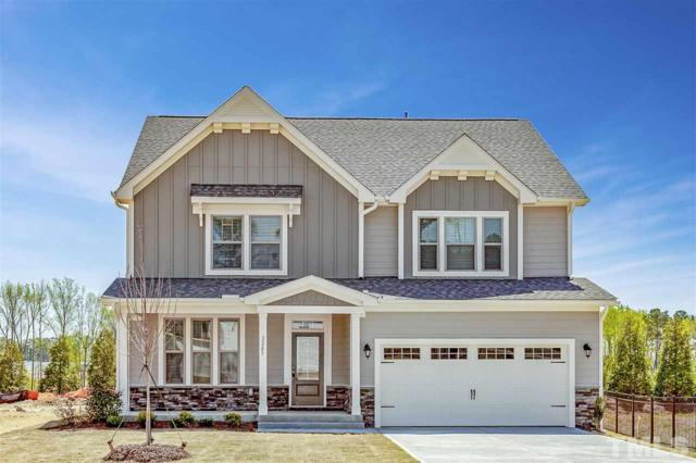2279 Chattering Lory Lane Lot 28, Apex, NC 27502 (#2233996) :: Morgan Womble Group