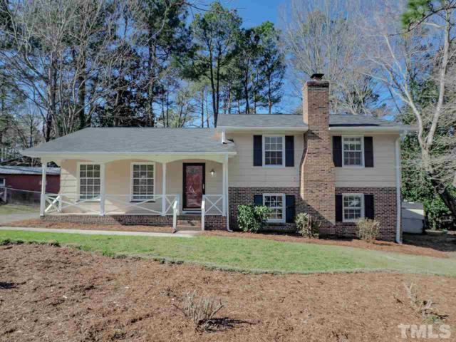 809 Buckle Court, Raleigh, NC 27609 (#2234115) :: The Perry Group