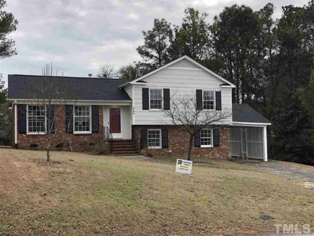 444 Deerpath Drive, Fayetteville, NC 28331 (#2234201) :: RE/MAX Real Estate Service