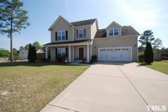 15 Ancient Oak Court, Lillington, NC 27546 (#2234204) :: The Amy Pomerantz Group