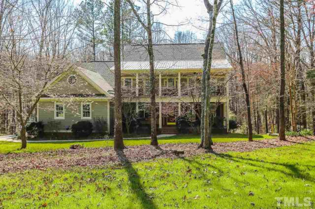115 Ross Drive, Pittsboro, NC 27312 (#2234285) :: The Jim Allen Group