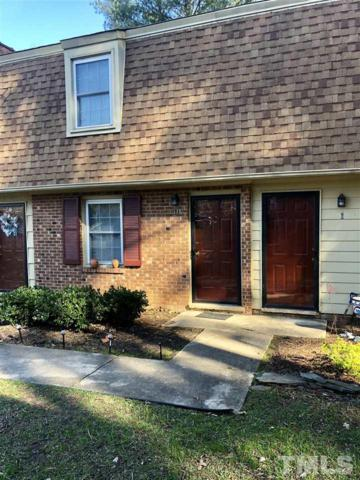 4701 Blue Bird Court H, Raleigh, NC 27606 (#2234358) :: The Results Team, LLC