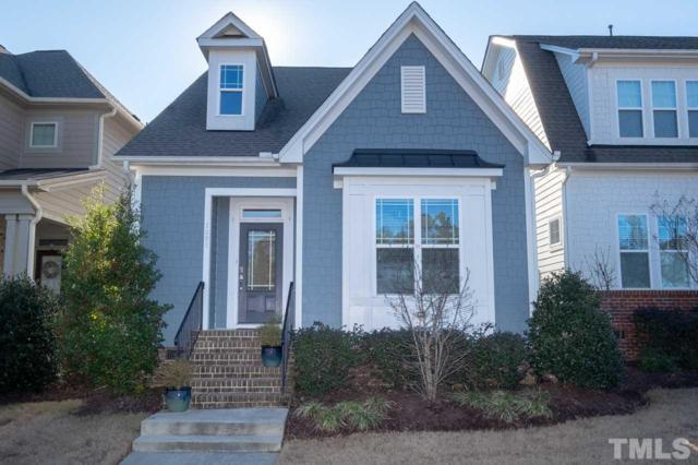 1581 Fullerton Place, Raleigh, NC 27607 (#2234370) :: M&J Realty Group